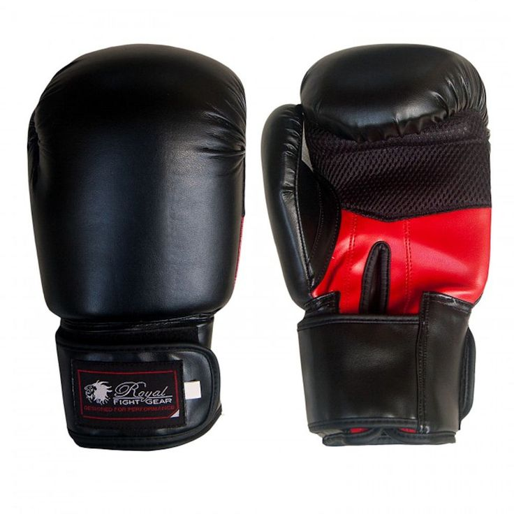 Royal Fight Gear V.1 ARTIFICIAL LEATHER BOXING GLOVES