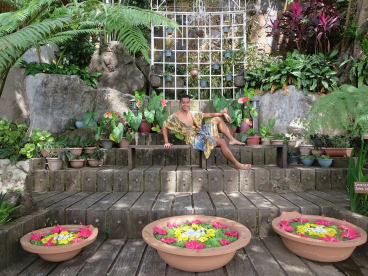 Angelo The Explorer: Luljetta's Hanging Gardens and Spa - Now, there's more reason to visit Antipolo City!