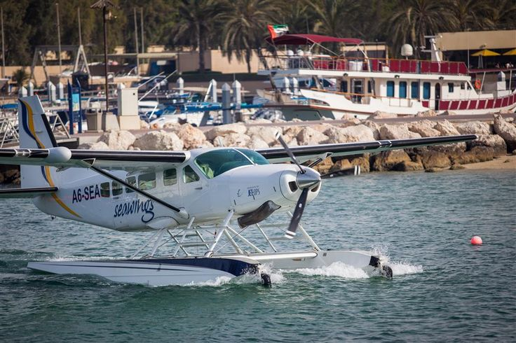 A #Seawings sea plane tour is a must-do while you're staying at The Residence at our #JApalmtreecourt Find out more: qoo.ly/3jdty