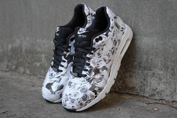 "Nike air max 1 Ultra City floral QS ""New York"" - Cornerstreet"