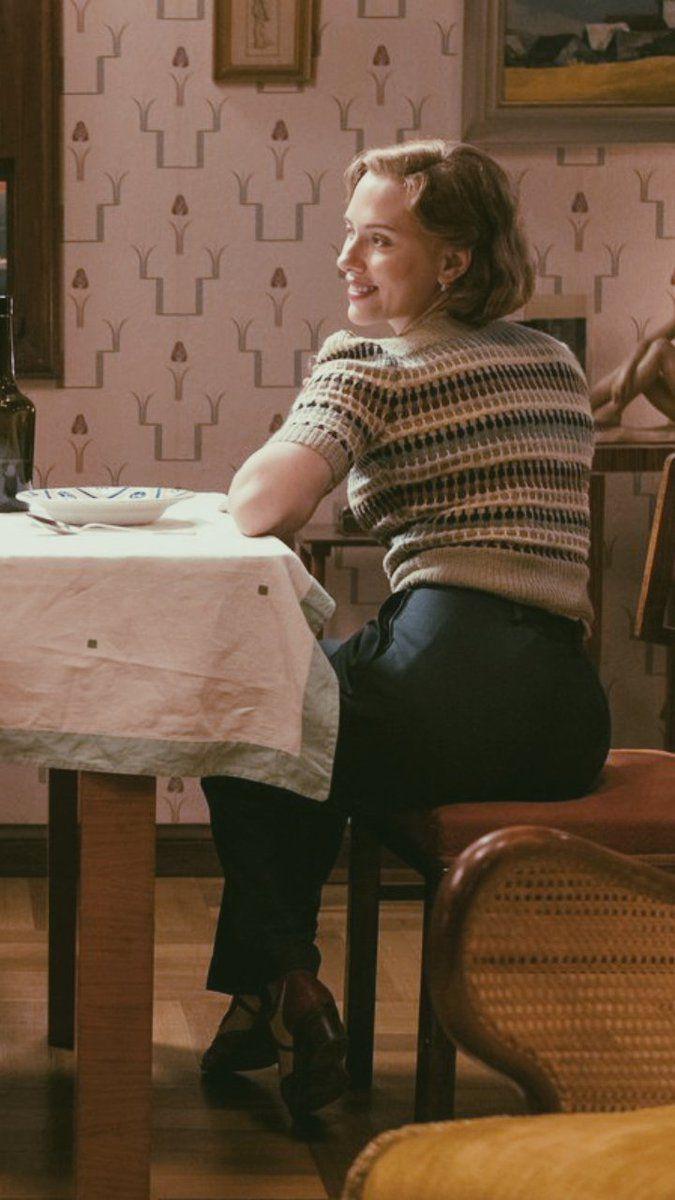 Pin by Scarlett Movies on jojo rabbit in 2019 | Scarlett ...