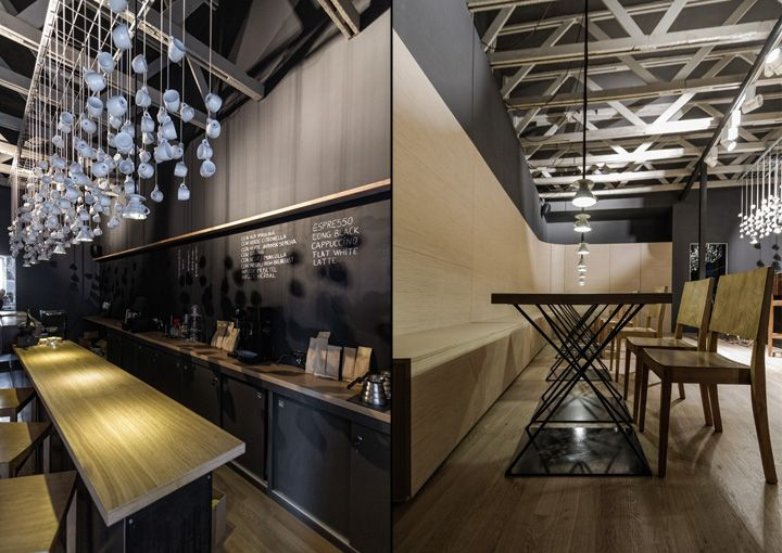 Origo Coffee Shop by Lama Arhitectura Bucharest 04 Origo Coffee Shop by Lama Arhitectura, Bucharest   Romania