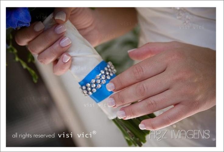 Wedding Bouquet | Blue