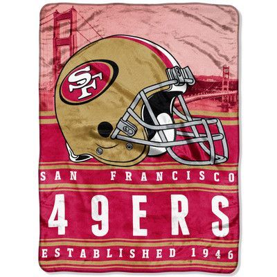 Northwest Co. NFL 49ERS Throw