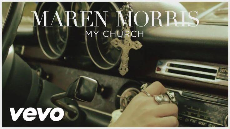 Maren Morris - My Church (Lyric Video). Maren Morris EP available now: http://smarturl.it/dlmmep