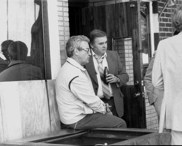 James Burke (born James Conway), also known as Jimmy the Gent, and The Irishman (July 5, 1931 – April 13, 1996), was an American gangster and Lucchese crime family associate who is believed to have organized the 1978 Lufthansa heist, then the most lucrative cash theft in American history, and also believed to have either committed or orchestrated the murders of many of those involved in the months following.