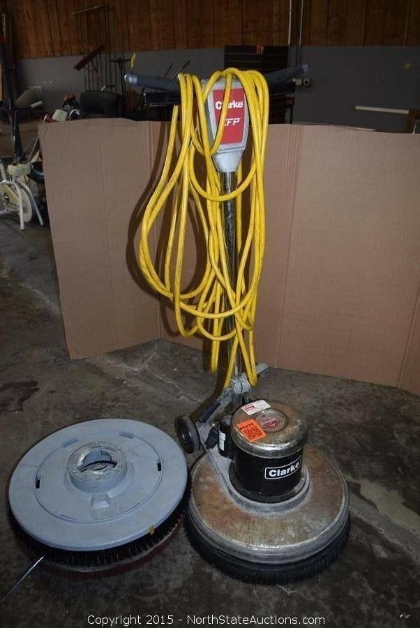 """eBay #Sponsored Clarke CFP-2000 20"""" Floor Buffer Polisher Sander 175 RPM 1.5"""