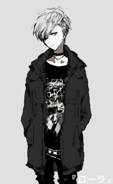 psycho anime boy - Buscar con Google