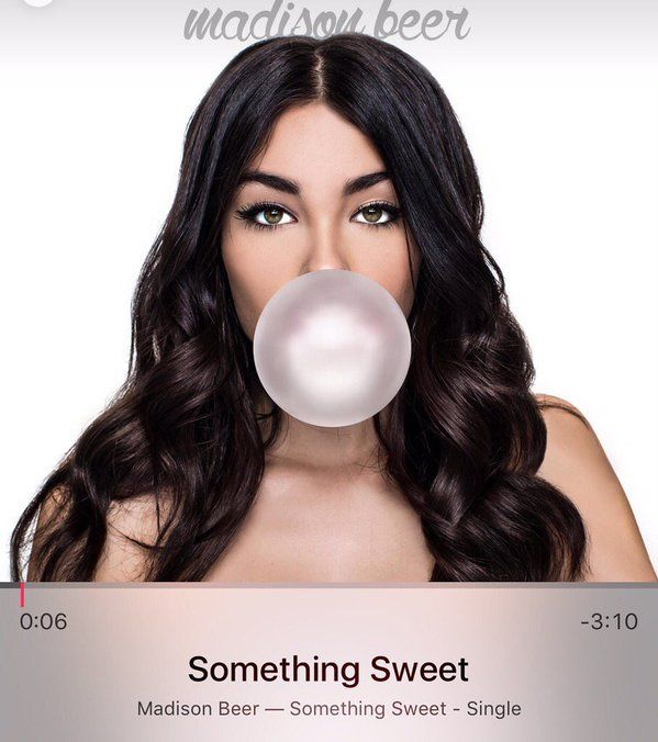 something sweet madison beer new song