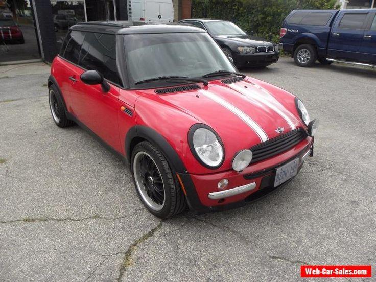 2002 Mini Cooper #mini #cooper #forsale #canada