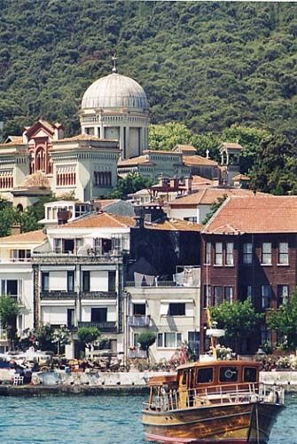 ✿ ❤ Burgaz island off the Istanbul Mainland, Turkey.