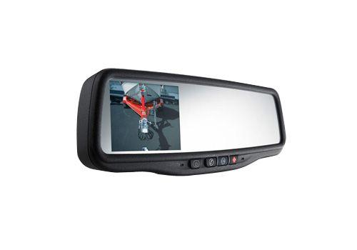 Chevy Silverado Accessory - GM OEM Chevy Silverado Rear View Mirror with Back-Up Camera