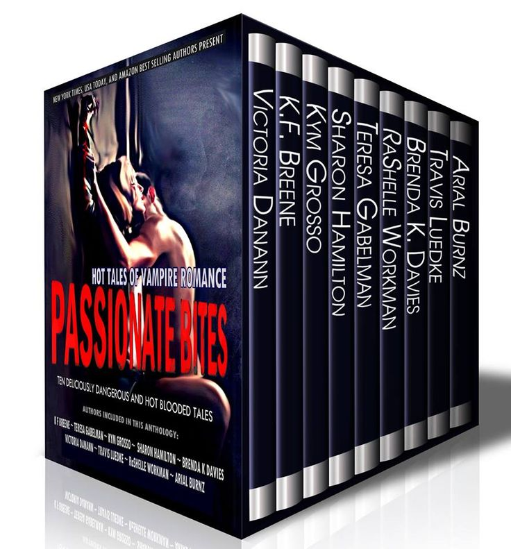 Ten full novels. Aparanormal romance collection loaded with sizzling-hot alpha males & badass heroines. From vampires to werewolves to witches & demons, these dark, sensual tales of romantic suspense weave a tapestry of intrigue, desperation, betrayal, & enough steamy desire to satisfy every taste.