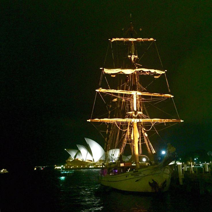 #Sydney Cove