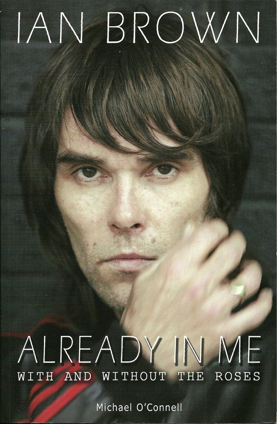Ian Brown Already In Me With and without by redruthcollectables