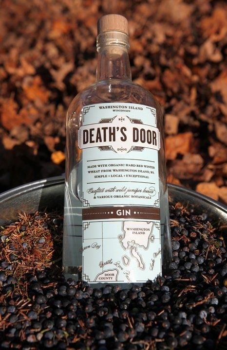 This is some good gin - Death's Door Gin - Gin Foundry  Delicious