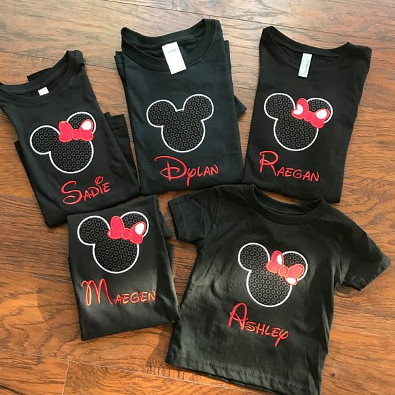 Disney Shirts For Women Disney Shirts For Family Disney