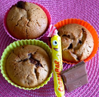 Recettes gourmandes by Kélou: Muffins aux Carambars version Thermomix