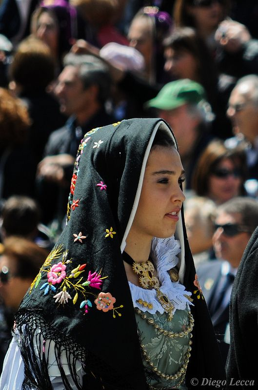 Ragazza di Sardegna | Flickr - Photo Sharing!