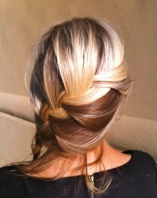 French on the side: French Braids, Hairstyles, Loose Side Braids, Hair Styles, Makeup, Braid Hair, Beauty, Hair Color