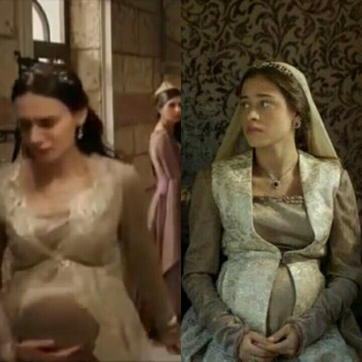 Magnificent heritage- Beige maternity  underdress