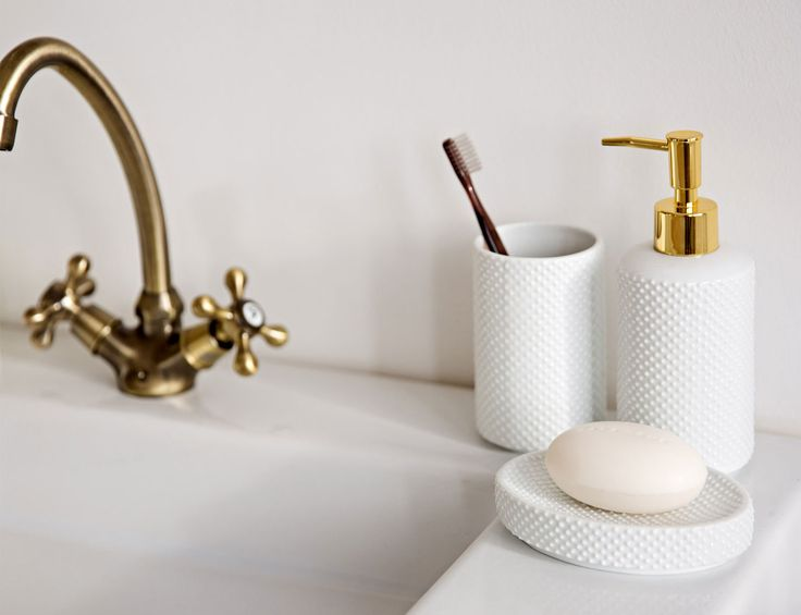 white and gold bathroom accessories. Best Bathroom Accessories Images On Pinterest Gold Uk  Interior Design