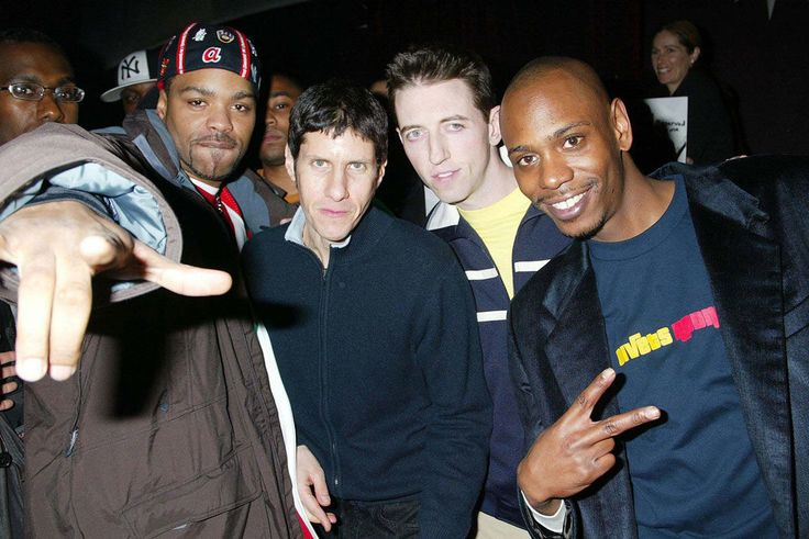 Neal Brennan: 'The Chappelle's Show' and Champs Interview   Complex