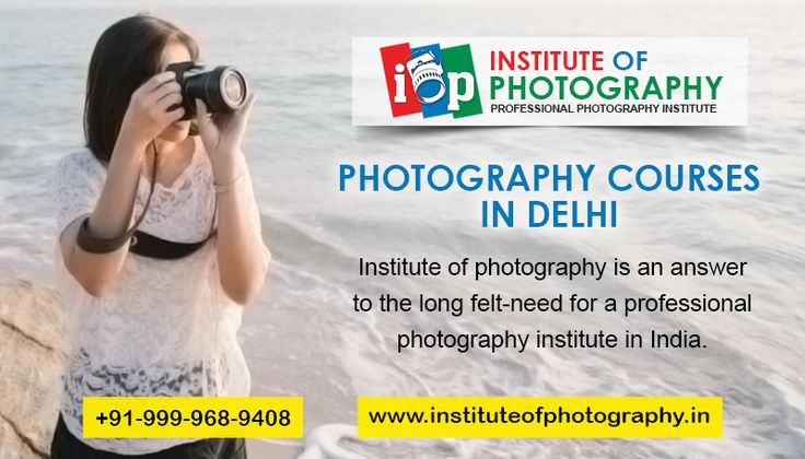 #IOP has emerged as an established #Photography_Institute_in_India, which offers several options to the candidates. They are offering a world class program to the candidates which can help them to fetch an impressive career in the professional world.