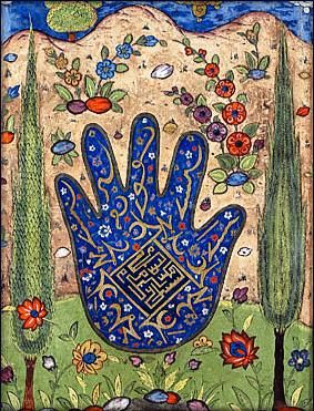 Falnama: The Book of Omens Khaybar: The Conquering Palm of Ali - 1580s