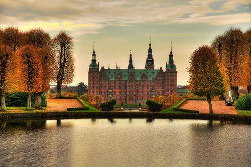 Frederiksborg Palace, Denmark: Natural History, Museums, Queen, Frederiksborg Castles, Formal Gardens, Frederiksborg Palaces, Places, Danishes, Favorite Castles