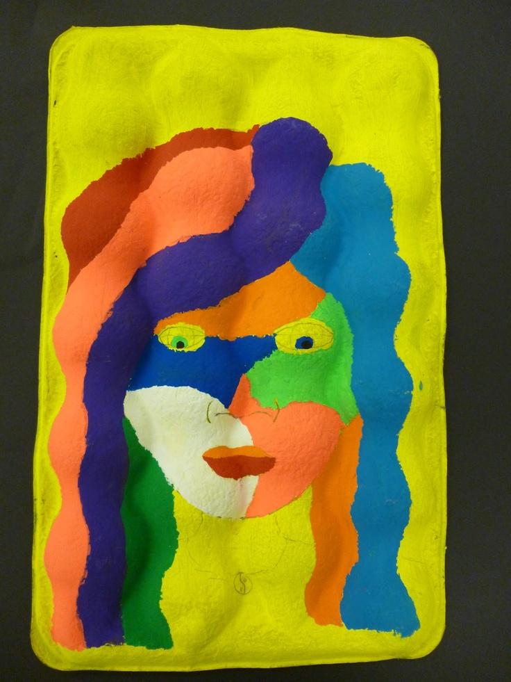 Artistic Freedom: Fauvism ... Self- Portraits