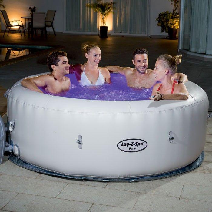 Lay Z Spa Air Jet Portable Massage Spa Spa Massage Spa Spa Tub