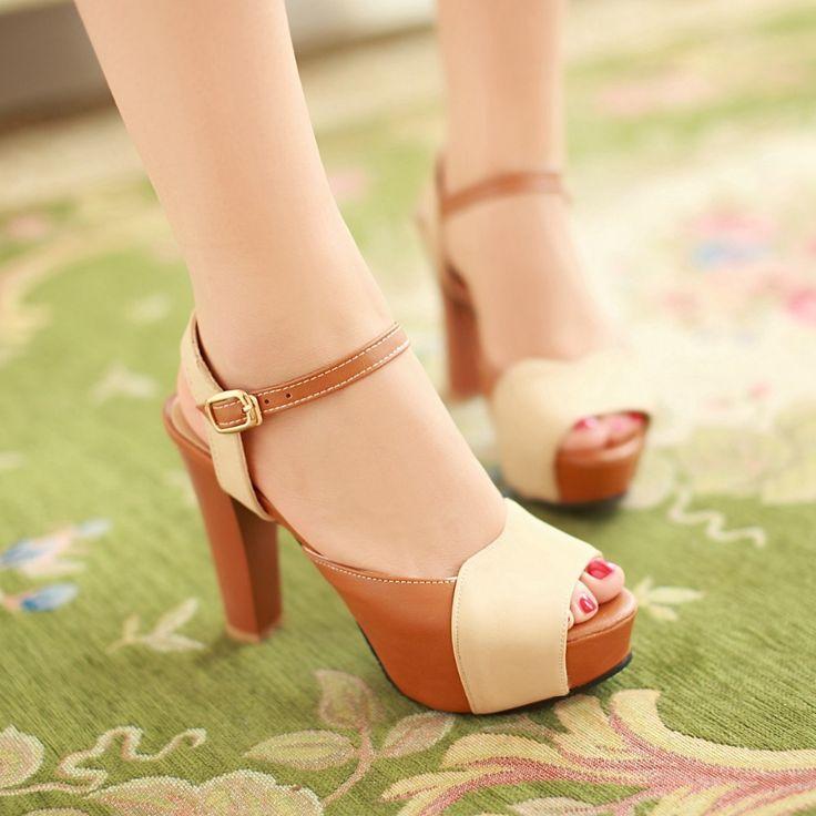 $26.96 (Buy here: https://alitems.com/g/1e8d114494ebda23ff8b16525dc3e8/?i=5&ulp=https%3A%2F%2Fwww.aliexpress.com%2Fitem%2FNew-fashion-women-sandal-high-heel-shoes-women-platform-sandals-peep-toe-summer-shoes-sandalias-plataforma%2F32303788689.html ) New fashion women sandal high heel shoes women platform sandals peep toe summer shoes sandalias plataforma women heels pumps for just $26.96