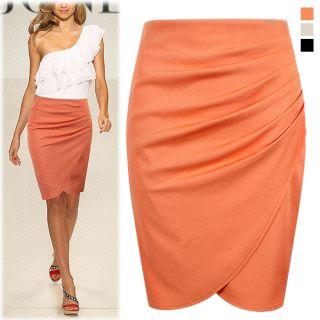 2014 новой корейской версии весенние и летние женщин одеваться бюст юбки большой ярдов Тонкий карьера шаг юбка - Taobao