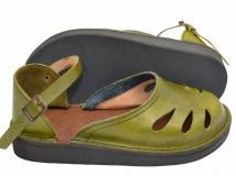 Made with New Zealand cowhide, manufactured in the beautiful seaside village of Raglan, New Zealand, and posted anywhere in the world.  www.soulshoes.co.nz