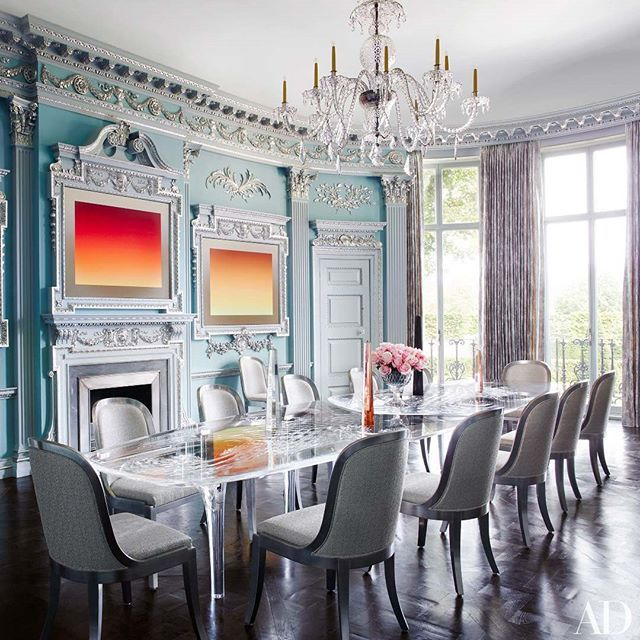 Artist Rob Pruitt painted six works to fit the framed panels in the dining  room of a London mansion designed by Timothy Haynes and Kevin Roberts. Best 25  Boston furniture ideas on Pinterest   Museums in boston