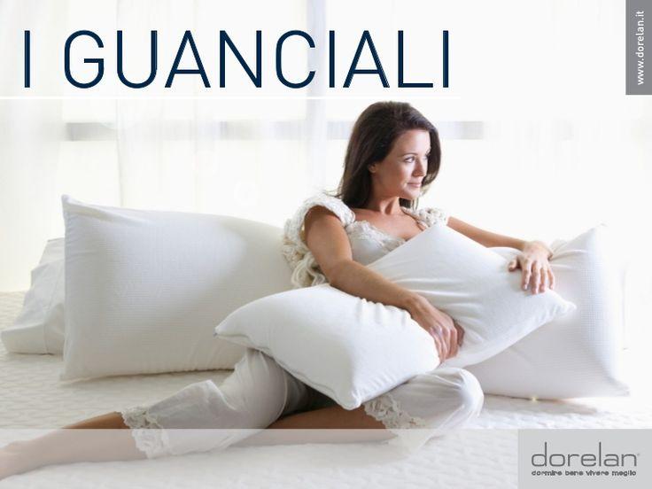 Il #guanciale è un alleato prezioso per un #sonno di qualità!  #Dorelan ti aiuta a scegliere quello ideale per te...  #pillow #sleep #rest #wellness #health