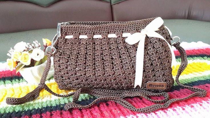 Made by me, Rona Yuliani. -MERONA Crochet-