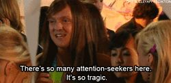 Ja'mie from Summer Heights High