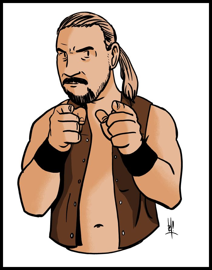 Barry Windham by thinktankbob.deviantart.com on @deviantART