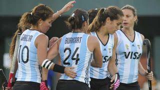 Las Leonas, selección nacional de hockey sobre césped femenino de Argentina. ~ DeporShow