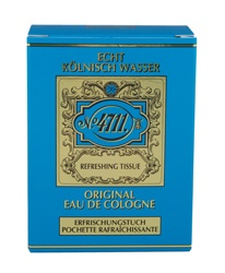 4711 Eau De Cologne Tissue Wipes