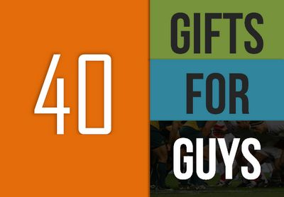 Gifts for guys!