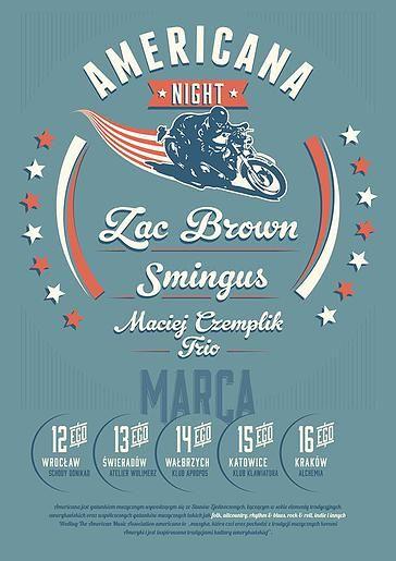 Americana night 2014