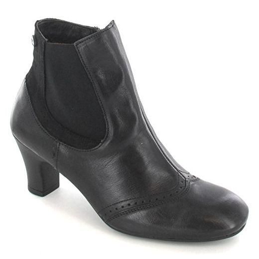 Think! Sz/Kombi Heah Slip On Ankle Boot - 83209a YXG338871