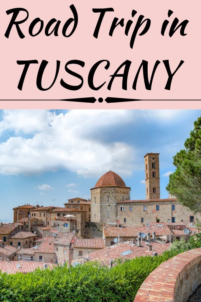 Best of Tuscany One Week Itinerary