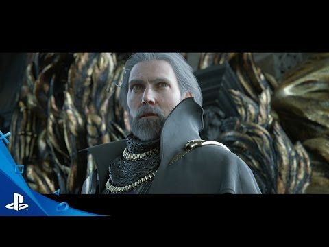 Kingsglaive Final Fantasy XV - Official Trailer - YouTube