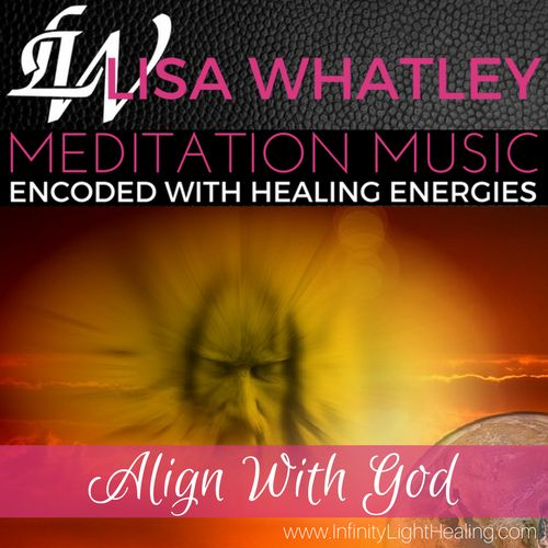 Align With God ... 60 Minutes of Healing Encoded Transmissions of Light mixed with Heavenly Soul Music, Theta Wave and 528 Hz Frequency