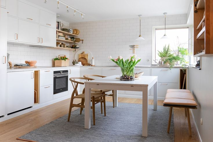 Köksinspiration -  Trendenser och Mija Kinning samarbetar med Ballingslöv