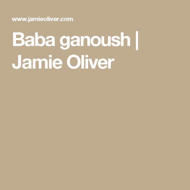 Baba ganoush | Jamie Oliver